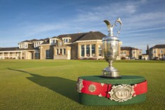 Claret Jug and Belt