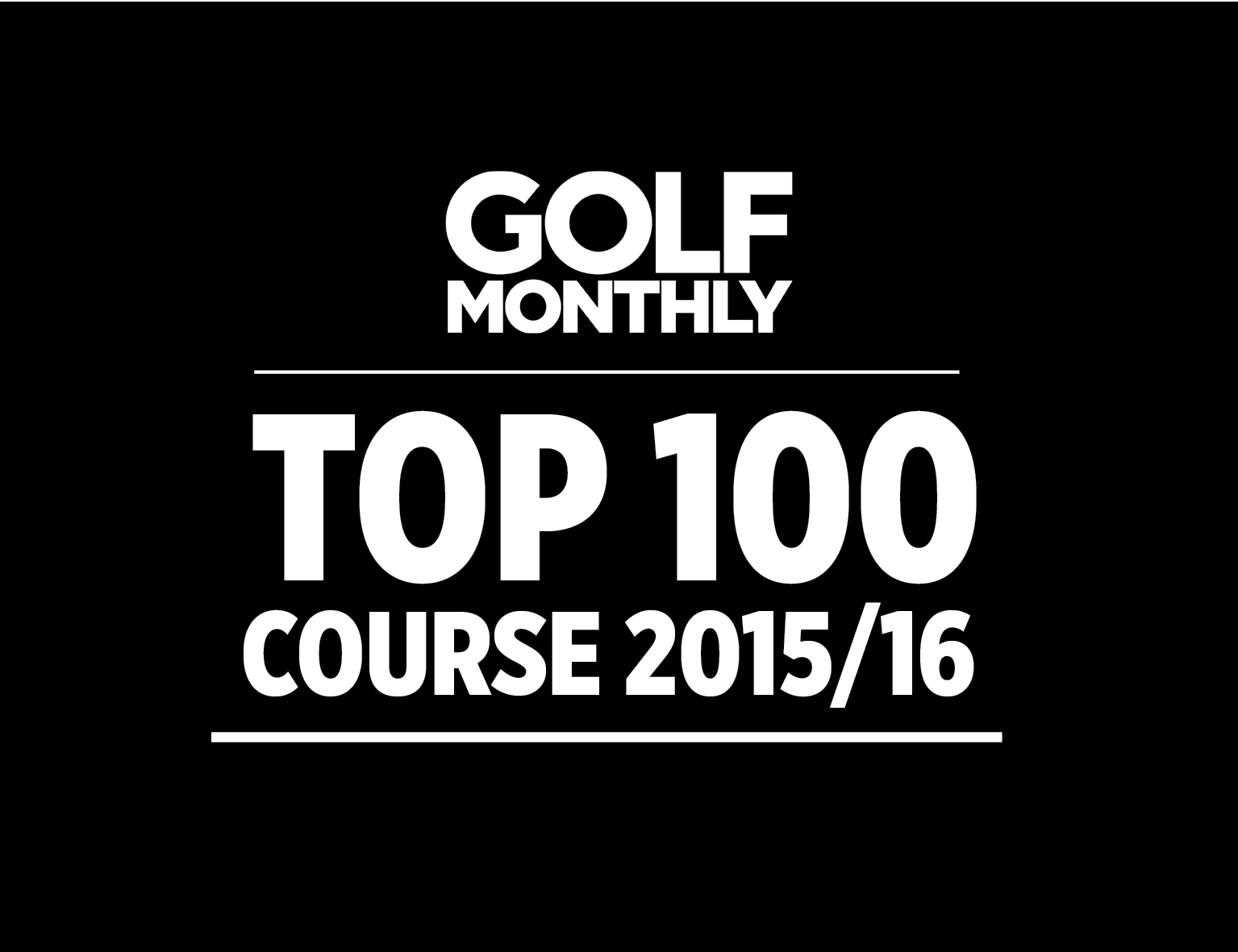 Golf Monthly Top 100